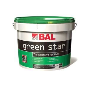 Bal green-star adhesive