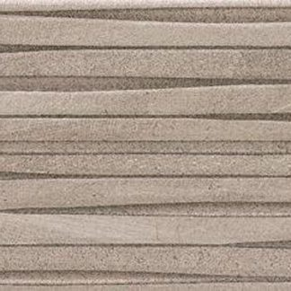 Burlington Taupe Deco Tile