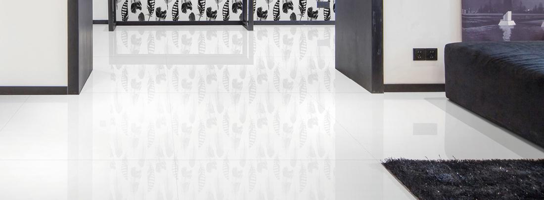 Monochrome tile Tiles of London